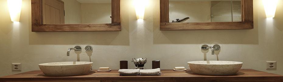 Interieur design l sungen for Hotel badezimmer design